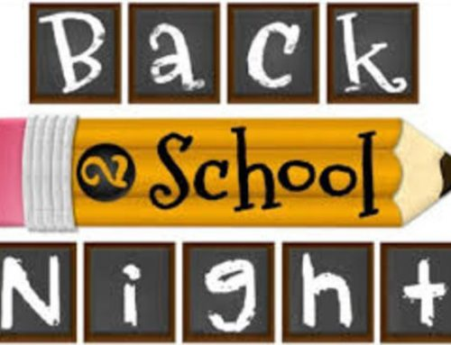 Back to School Night 2019-20