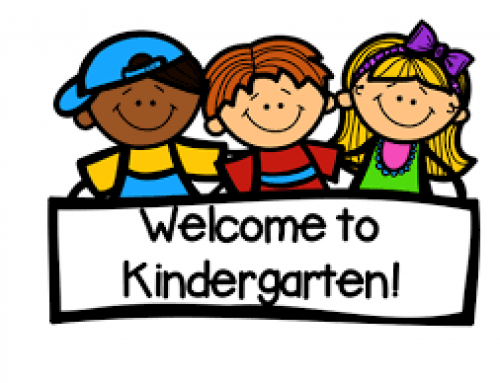 Welcome Kindergarten Families!