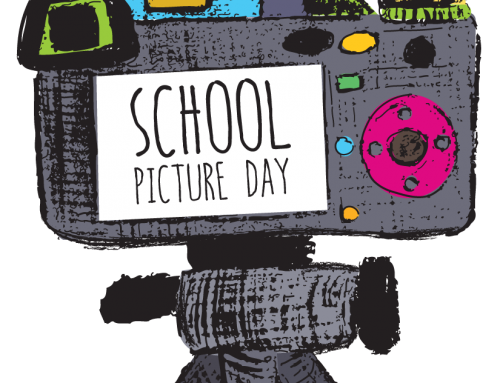 School Picture Day!  September 17, 2019
